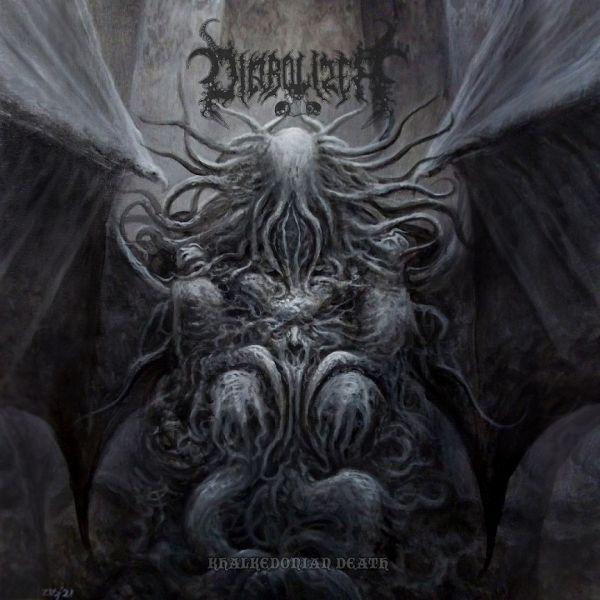 DIABOLIZER - Khalkedonian Death - CD