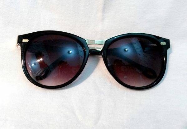 Óculos Preto vintage