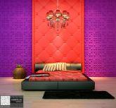Revestimento 3D Placas Decorativas 3D Board - Para Áreas Semi-Externas e Internas PVC - Morits EX