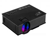 Mini Projetor Uc68 Led Profissional 1800 Lumen Wifi Miracast cod.0012