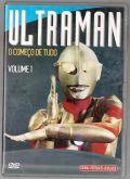DVD - Ultraman - Volume 1 - Português ( Dublado )