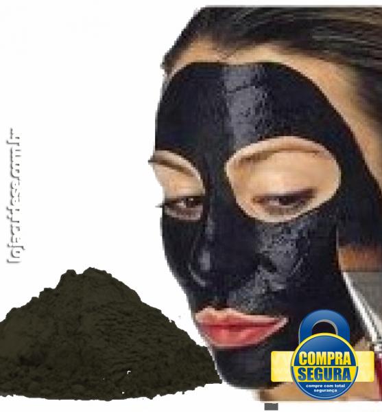 TRIO DA BEL 100GR (lama negra - turmalina negra e carvão vegetal ativado)
