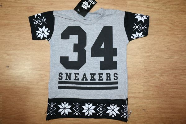 Camiseta Kings 34 Sneakers inf. - Loja de Elnshop 251969d1b60
