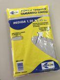 1183 - FORRO METAL C/ ESPUMA CASA GRANDE 1,00 X 0,60M