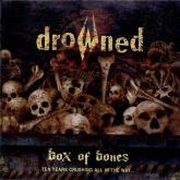 CD - Drowned - Box Of Bones (+DVD)