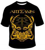 Camiseta - GOLDEN ARTEMIS