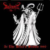 Beherit – At The Devil's Studio 1990 (CD)