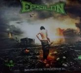 EPSILON - Instinto de Supervivencia (CD)
