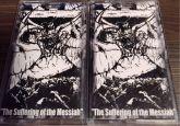 Black Angel / Sagrada Blasfêmia / NeverChrist  - The Suffering of the Messiah - CASSETE SPLIT