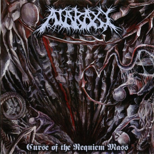 Ataraxy ‎– Curse Of The Requiem Mass / Rotten Shit - CD