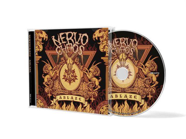 NervoChaos - Ablaze CD