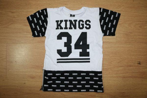 Camiseta Kings 34. - Loja de Elnshop a1f89d4514d