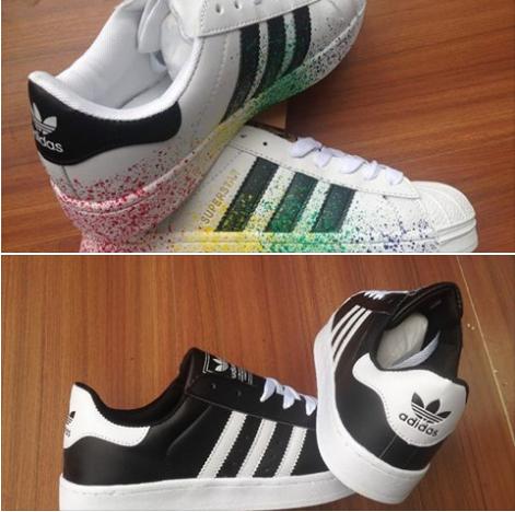 Tênis Adidas Stan Smith Cod 003 - Mamãe Bebê Importados add1a5e7e4