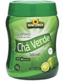 Chá Verde Solúvel  com Colágeno160g