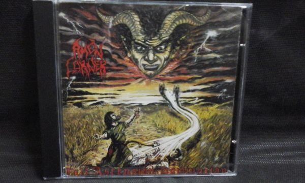 CD - Amen Corner - Fall, Ascension, Domination