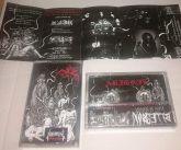 ABIGAIL - The Best of Black Metal Yakuza - CASSETE