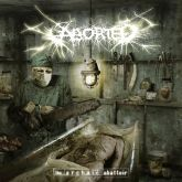 CD - Aborted – The Archaic Abattoir