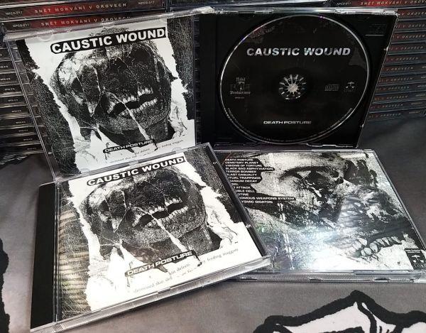 (NPCD-018) Caustic Wound - Death Posture