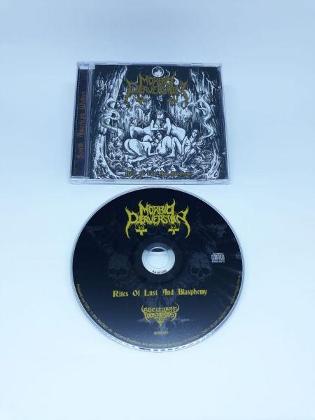 Morbid Perversion - Rites of Lust And Blasphemy