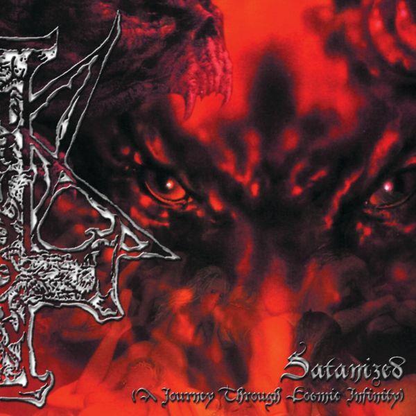 Abigor – Satanized (A Journey Through Cosmic Infinity) CD