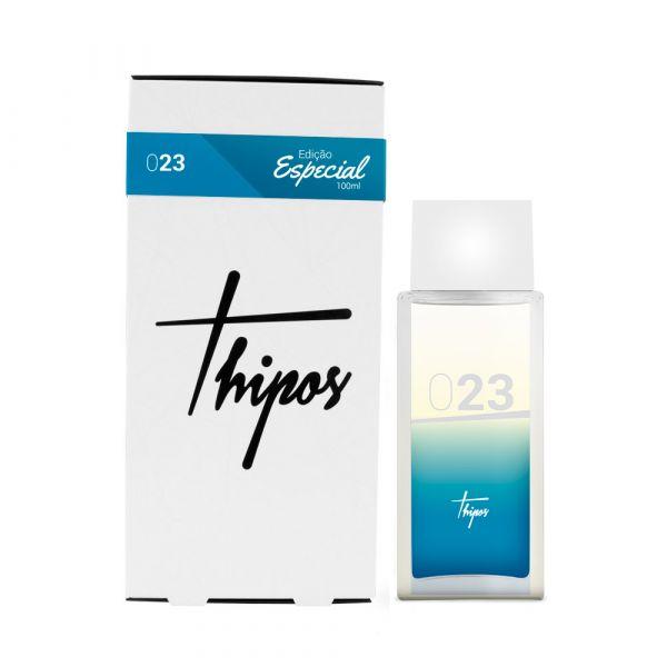 Perfume Thipos 23, 100 mL, parece 212, Carolina Herrera