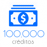 100,000 Moedas