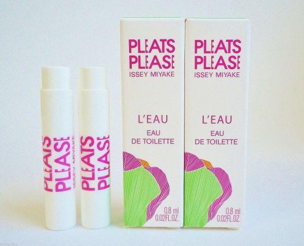 Amostra Perfume  Issey Miyake Pleats Please 0,8 ml