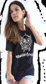 camiseta Motörhead - Logo Javali
