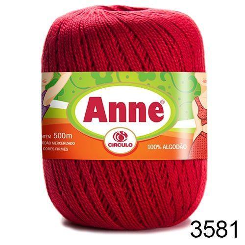 LINHA ANNE  3581 - PIMENTA