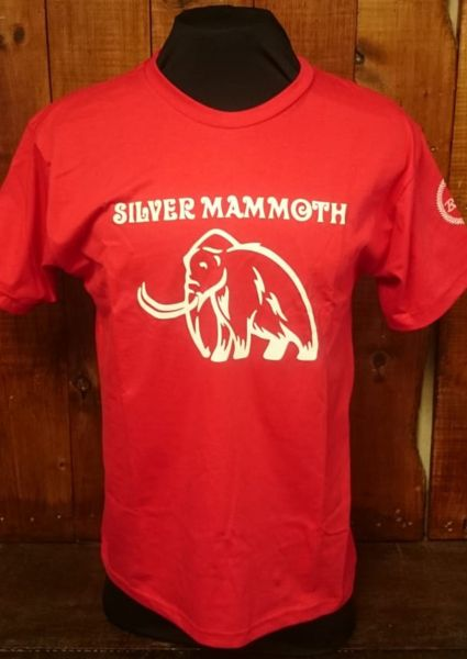 *Camisa Silver Mammoth Vermelho