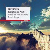 RUDOLF KEMPE: BEETHOVEN - SYMPHONIES 7 & 8