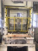 Prensa Excêntrica Usada 100 Tons freio-fricção MINSTER - 400 GPM