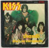 Compacto 7 - KISS - Shandi / She's So European