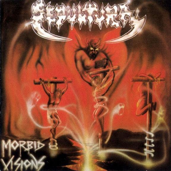 CD - Sepultura – Morbid Visions