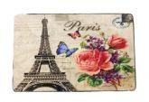Necessaire De Madeira Ville de Paris Torre Eiffel - 24cm