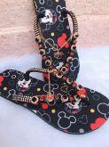 Havaianas Mickey e Minnie Fantasia