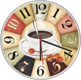Relógio Parede Retrô Café