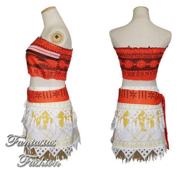 d96b0b0767c Moana Plus Size FF3692 - Feminina Fashion - Fazendo Mais Por Você!