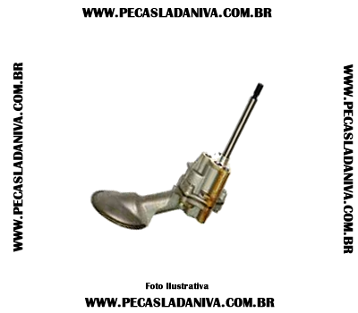 Bomba de Óleo Laika(Usada) S/ Garantia  Ref. 0548