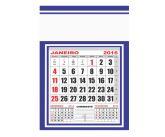 Kit de Calendários A4 (10 unid) e Mini calendários 5X5cm (50 unid)