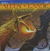 CD - Allen-Lande ‎– The Showdown