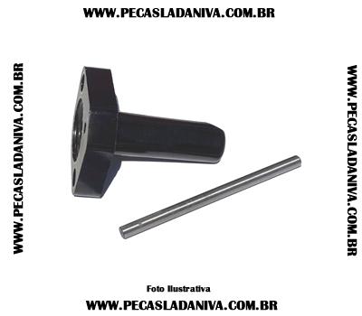 Baquelite Bomba de Combustivel C/ Pino Niva (Usado) Ref. 0541