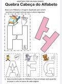 Quebra Cabeça com Alfabeto Manual