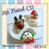 Kit Natal (3) Cód 462