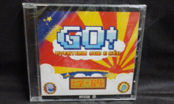 CD - GO! - Aventura Sob o Céu