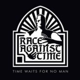 RACE AGAINST TIME - Time Waits For no Man (2015 - High Roller / GER) (LP)