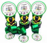 Troféu com Medalhas personalizados