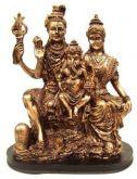 Família Shiva, Parvati e Ganesha
