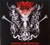 DEMONIC HATE - Regere Luciferian - CD (Digipack)