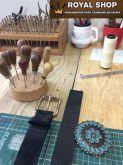 Básico Fabricação de Cintos em Couro